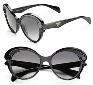 Prada Prada baroque cat eye sunglasses