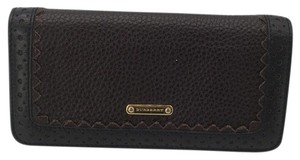 Burberry Burberry Brown Leather Wallet