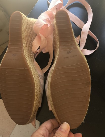 Burberry pink Wedges Image 5