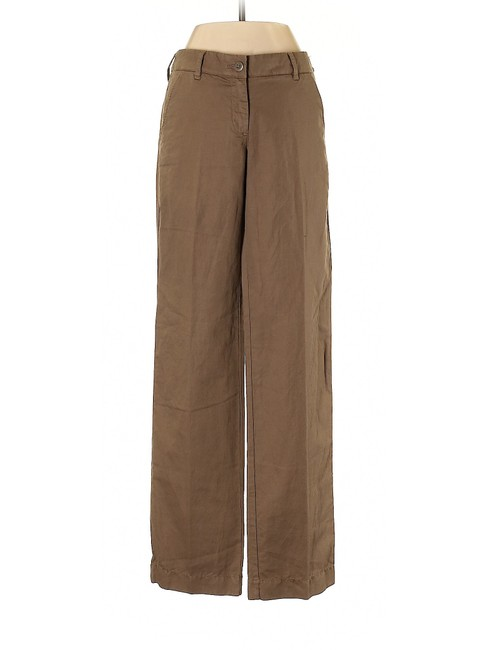 Item - Khaki Brown Linen Pants Size 2 (XS, 26)