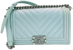 59de1e62ffc0 Green Chanel Bags - 70% - 90% off at Tradesy