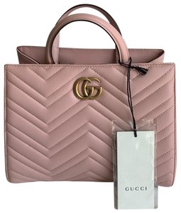 4cd2926621b01b Pink Leather Gucci Backpacks - Over 70% off at Tradesy