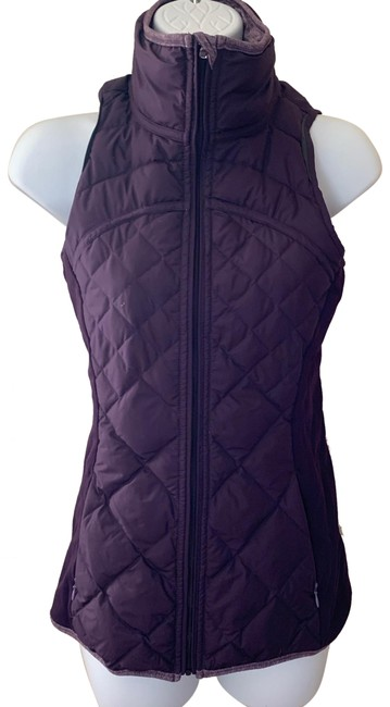 Item - Purple Down For A Run Vest Size 2 (XS)