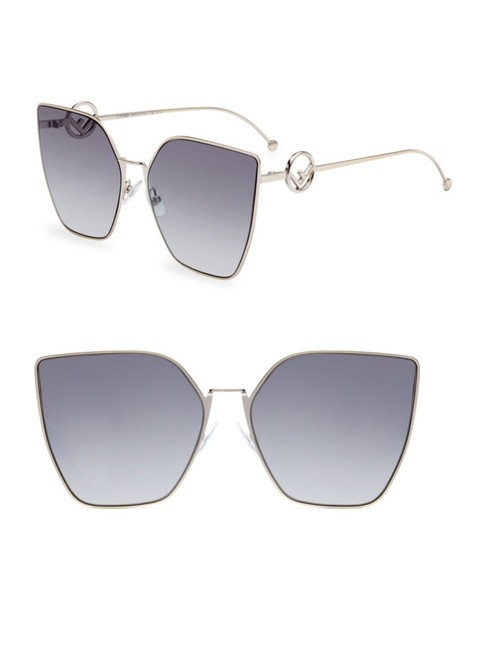 Item - Light Gold 0323/S 3yggb Ff0323s Cat Eye Sunglasses