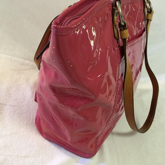 Coach Tote in Pink Image 3