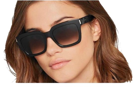 Preload https://img-static.tradesy.com/item/25314681/saint-laurent-grey-bold-1-sunglasses-0-1-540-540.jpg