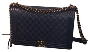 96507d8d5942 Blue Chanel Bags - 70% - 90% off at Tradesy