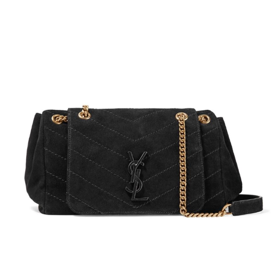 757d87e63c5 Saint Laurent Nolita Monogram Quilted Leather Shoulder Bag - Tradesy
