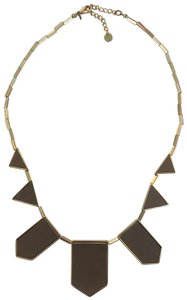 House of Harlow 1960 House of Harlow 1960 Station necklace