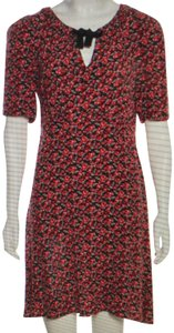 Claudie Pierlot short dress Floral Imported on Tradesy