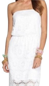d82e96d0f290 White Lilly Pulitzer Long Casual Maxi Dresses - Up to 70% off at Tradesy