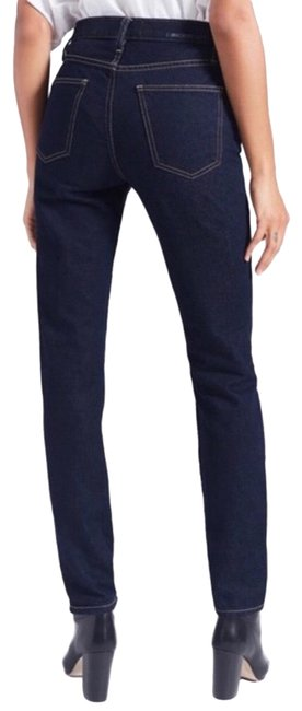 Item - Blue Dark Rinse Stovepipe Hearst Straight Leg Jeans Size 2 (XS, 26)