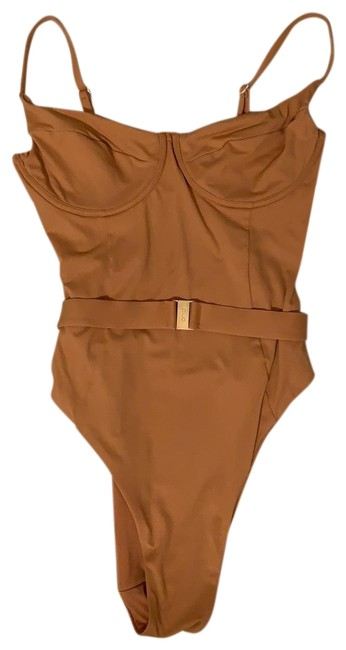 Item - Nude X Weworewhat One-piece Bathing Suit Size 8 (M)