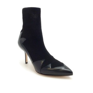 Francesco Russo Black Boots