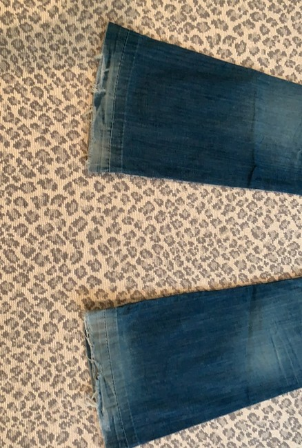 Citizens of Humanity Flare Leg Jeans-Distressed Image 5