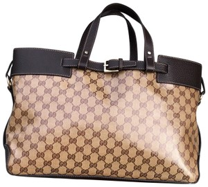 82d9a18bd64 Gucci Luggage and Travel Bags - Up to 70% off at Tradesy