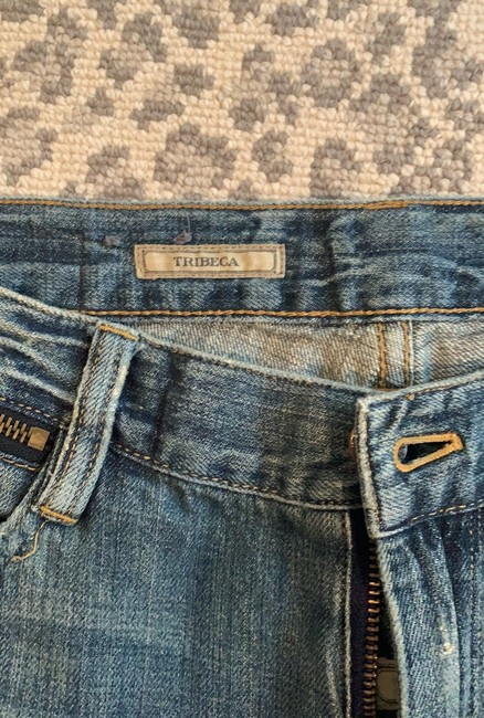Ralph Lauren Straight Leg Jeans-Distressed Image 2