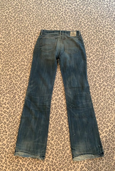 Ralph Lauren Straight Leg Jeans-Distressed Image 3
