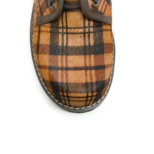 See by Chloé Tartan Brown Boots Image 4