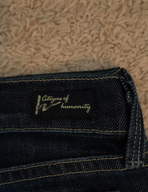 Citizens of Humanity Boot Cut Jeans-Dark Rinse Image 1