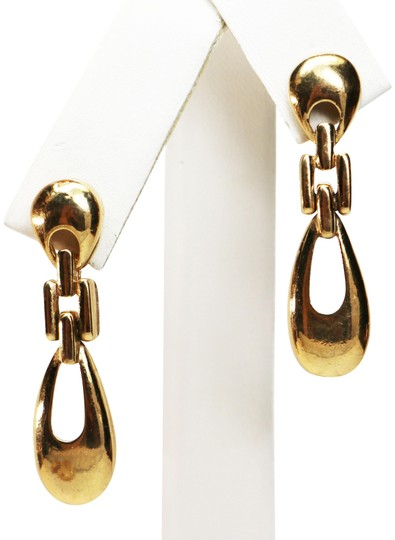 Preload https://img-static.tradesy.com/item/25317616/givenchy-gold-rare-vintage-doorknocker-pierced-earrings-0-4-540-540.jpg