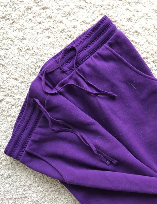 Fabletics Fab X egg plant joggers skinny cuff ankle Image 3