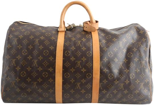 Preload https://img-static.tradesy.com/item/25317718/louis-vuitton-keepall-55-brown-monogram-canvas-weekendtravel-bag-0-1-540-540.jpg
