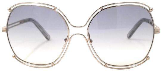 Preload https://img-static.tradesy.com/item/25317741/chloe-gold-light-grey-rectangular-ce129s-734-sunglasses-0-1-540-540.jpg