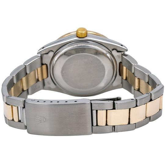 Rolex Rolex Oyster Perpetual Date 1500 34MM Mother of Pearl Dial Image 4