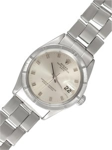 Rolex 1971 ROLEX DATE(DATEJUST) Vintage Mens with Silver Dial - Stainless S