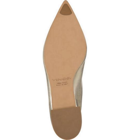 Vince Champagne/cream Mules Image 4