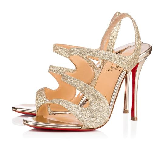 Preload https://img-static.tradesy.com/item/25318009/christian-louboutin-gold-classic-vavazou-100-patent-leather-glitter-platine-open-toe-heels-pumps-siz-0-1-540-540.jpg