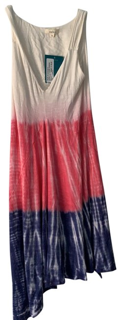 Preload https://img-static.tradesy.com/item/25318155/red-white-and-blue-short-casual-dress-size-2-xs-0-1-650-650.jpg