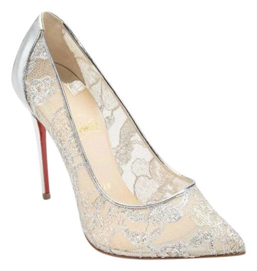Preload https://img-static.tradesy.com/item/25318202/christian-louboutin-silver-pigalles-follies-100-lurex-lace-pumps-size-us-8-regular-m-b-0-3-540-540.jpg