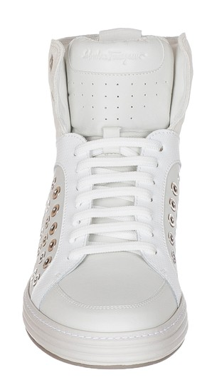 Salvatore Ferragamo white Athletic Image 1