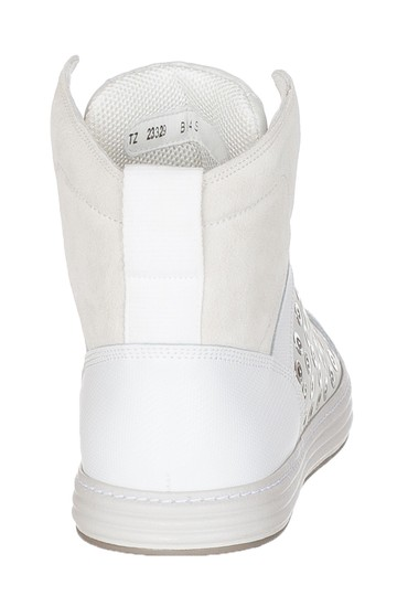 Salvatore Ferragamo white Athletic Image 5