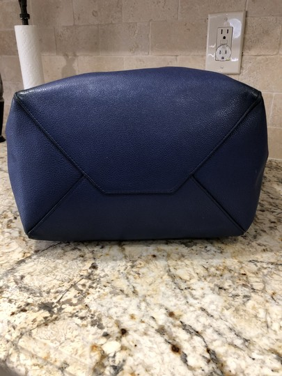 Céline Tote in Blue Image 2