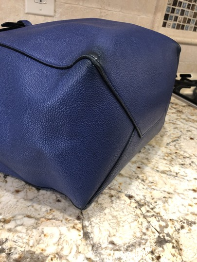Céline Tote in Blue Image 3