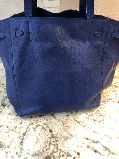 Céline Tote in Blue Image 8