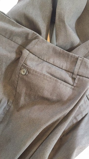 Lane Bryant Trouser Pants Gray Image 2