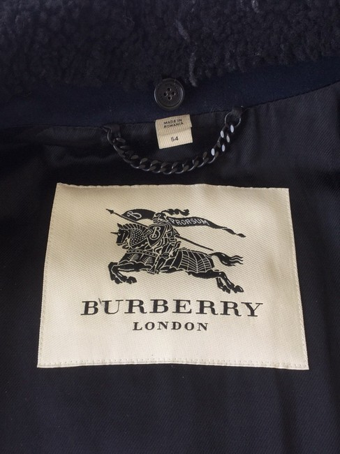 Burberry Pea Coat Image 1