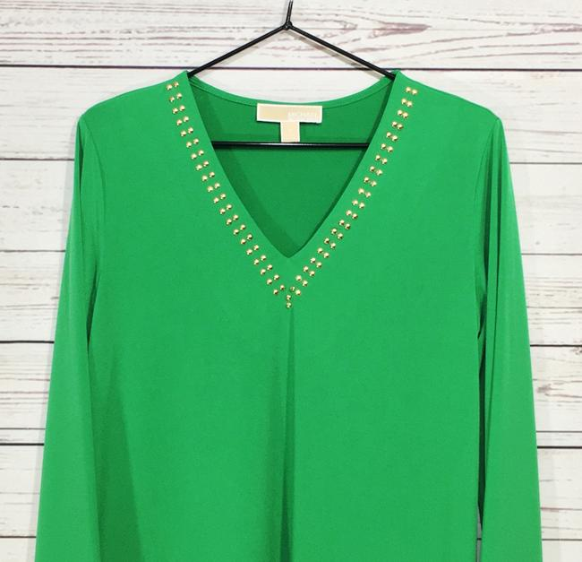 Michael Kors Top Green Image 2