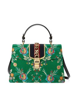 a35293b45231fa Green Leather Gucci Shoulder Bags - Over 70% off at Tradesy