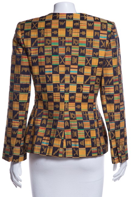 Givenchy Multicolor Jacket Image 2