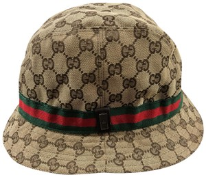 Gucci Gucci GG monogrammed Bucket hat