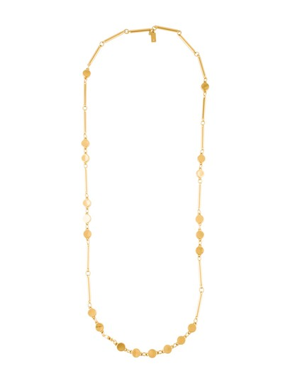 Preload https://img-static.tradesy.com/item/25319817/kate-spade-12k-gold-plated-dotted-line-station-necklace-0-0-540-540.jpg