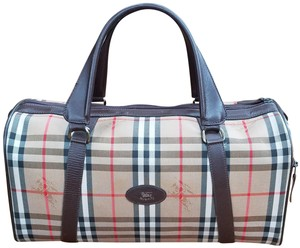 Burberry Multicolored Travel Bag
