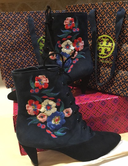 Tory Burch Black Boots Image 2