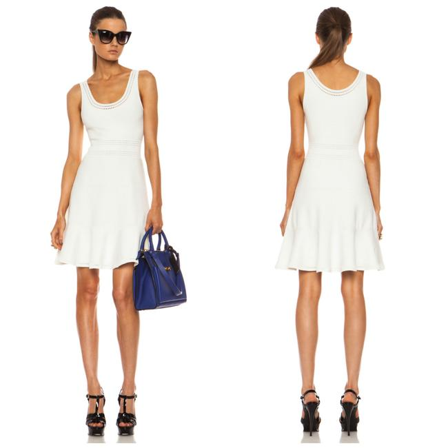 Preload https://item5.tradesy.com/images/diane-von-furstenberg-white-dvf-knit-perry-flounce-hem-mid-length-cocktail-dress-size-4-s-25320049-0-0.jpg?width=400&height=650