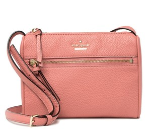 Kate Spade New York Cobble Hill Cayli Shoulder Swingpack Leather Leather Cross Body Bag